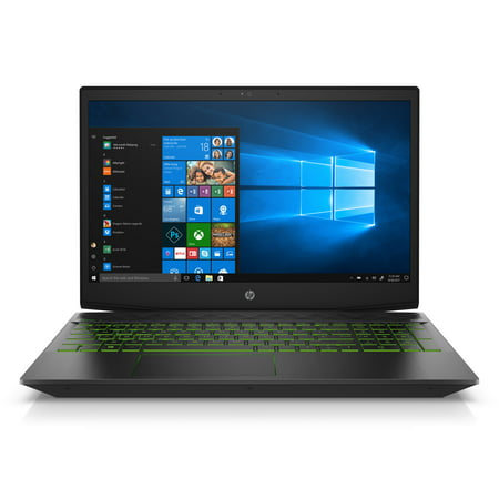 HP 15-CX0077WM Pavilion Gaming Laptop 15.6 inches Full HD, Intel Core i7-8750, NVIDIA GeForce GTX 1060 3GB, Windows 10, 1TB HDD + 16GB Optane memory, 8GB SDRAM, (Best Price On Laptop Computers)