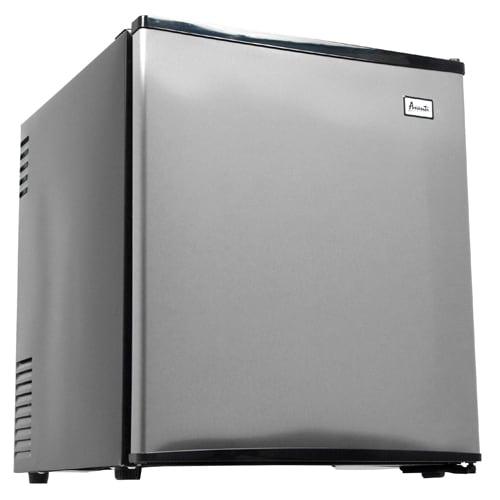 Avanti 1.7 cu ft Refrigerator Superconductor, Stainless Steel