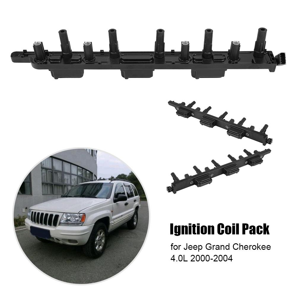 Greensen Ujp1207 Ignition Coil Pack Fit For Jeep Grand