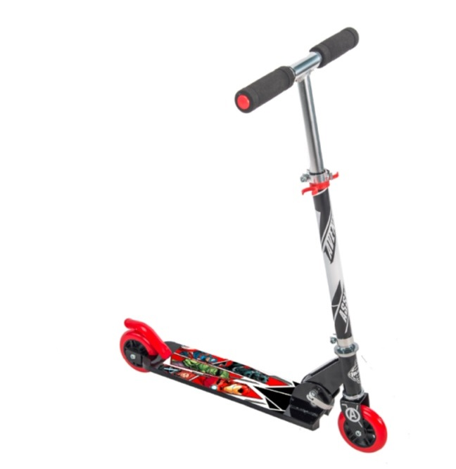 Marvel Avengers Boys' 2-Wheel Scooter by Huffy by Huffy