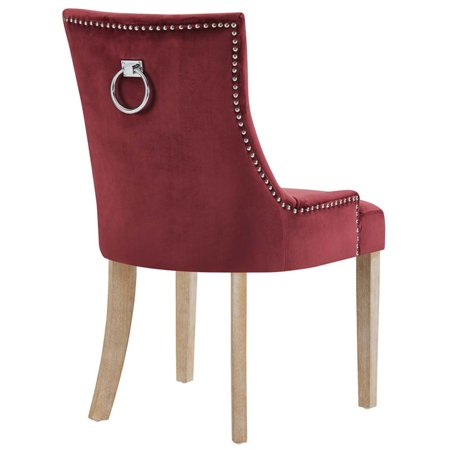 d399288f1be Modway Pose Upholstered Fabric Dining Chair - Walmart.com