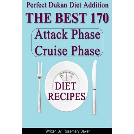 Perfect Dukan Diet Addition The Best 170 Attack Phase Cruise Phase Diet Recipes -