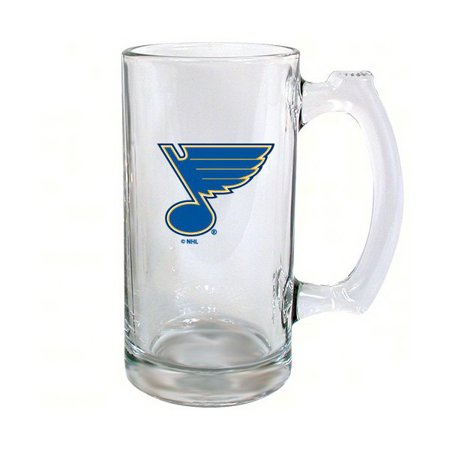 Oakland MC160101STLBLUE St. Louis Blues 17 oz (Louis Blues Rocks Glass)