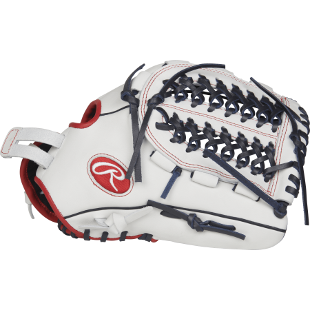 "Rawlings 12.5"" Liberty Advanced Softball Glove, Right Hand Throw"