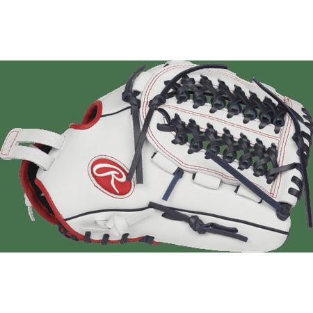 "Rawlings 12.5"" Liberty Advanced Softball Glove, Right Hand Throw"