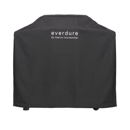 Everdure By Heston Blumenthal Long Grill Cover For FORCE 48-Inch Propane Grill Everdure By Heston Blumenthal Long Grill Cover For FORCE 48-Inch Propane Grill - HBG2COVER. HBG2COVER. Grill & Smoker Covers. The Everdure Grills by Heston Blumenthal Long Grill Cover for the Everdure FURNACE Propane Grill is designed to protect your portable charcoal grill from the elements. This cover is made of black heavy duty UV protected material for extra heft and Velcro straps for keeping your grill secure and enhancing overall reliability. The waterproof lining on this cover will ensure that your grill remains nice and dry....