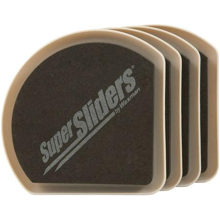 Chrome Frame Sliders (Waxman Consumer Group 4734195N 5