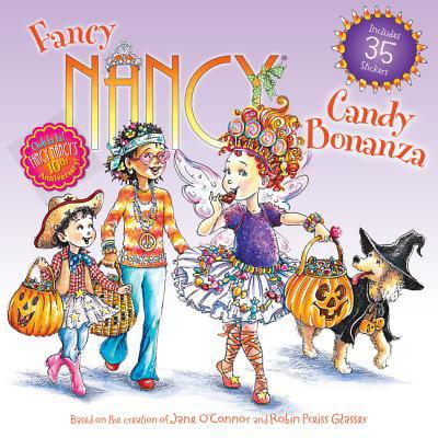 Halloween Candy Dental Facts (Fancy Nancy: Candy Bonanza)