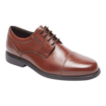 Men's Rockport Charles Road Cap Toe Oxford (Apt 9 Duvall Mens Cap Toe Dress Shoes)