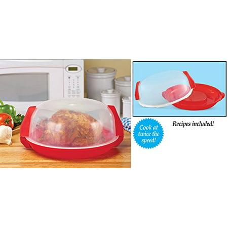 Microwave Turbo Heat Cooker