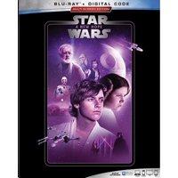 Star Wars: Episode IV: A New Hope (Blu-ray + Digital Copy)