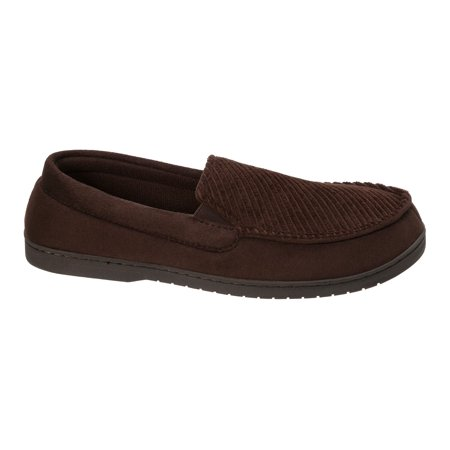 DF by Dearfoams Men's Corduroy Moc Slipper](Doctor Who Slippers)