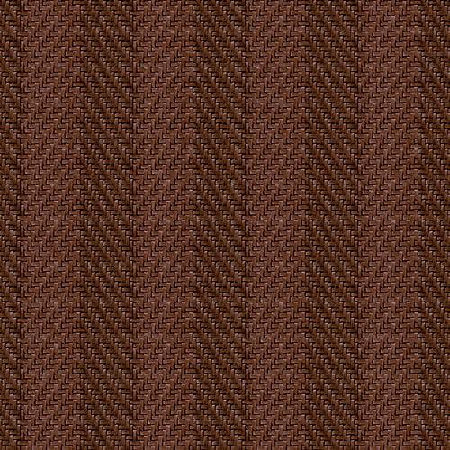 Blue Mountain Assam Weave Wallcovering, Walnut