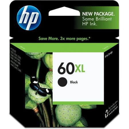 HP 60XL Black Original Ink Cartridge (CC641WN)