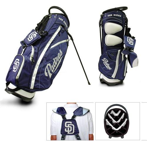 Team Golf MLB San Diego Padres Fairway Golf Stand Bag