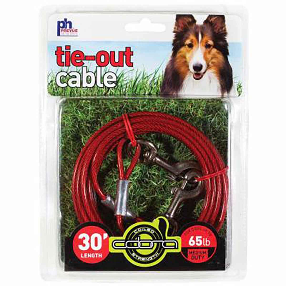 Prevue Pet 30 Tie Out Cable' - 2121