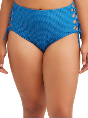 Juniors Plus Swimwear - Walmart com