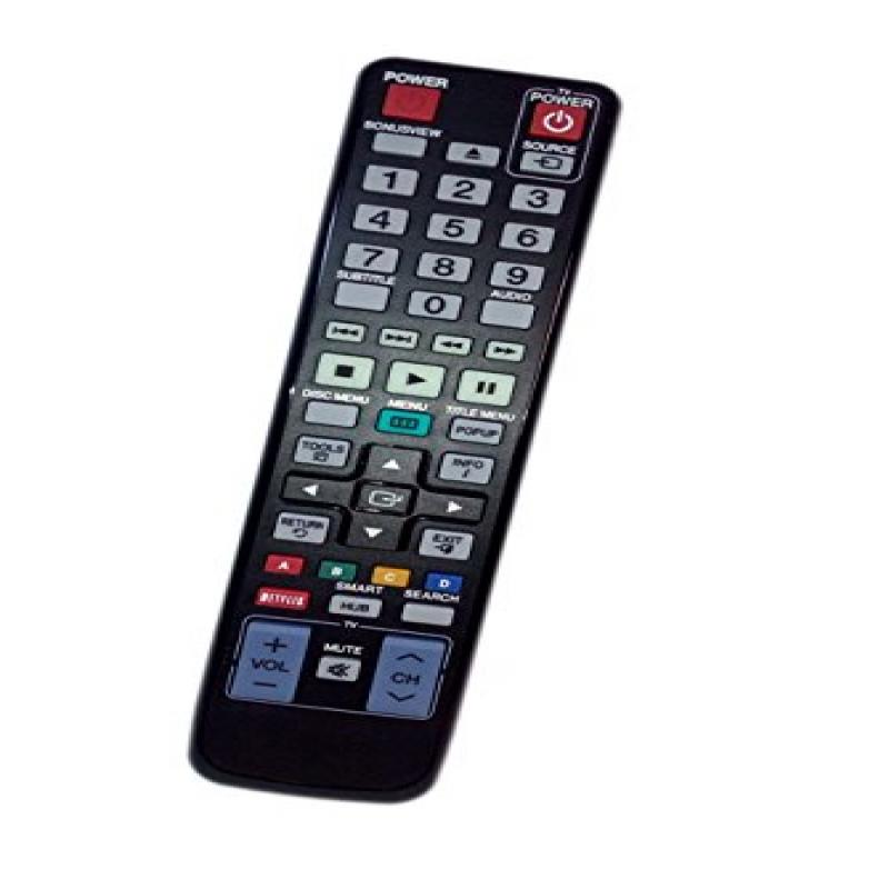 Replaced Remote Control Compatible for Samsung BD-D5490 A...