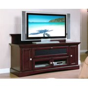 Transitional Media Console