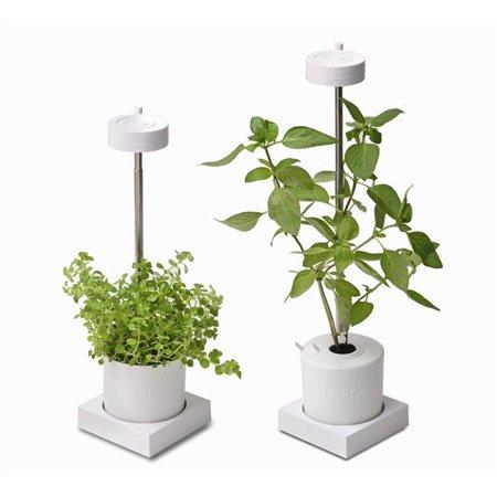 OCI GL301W Leafy Desktop Hydroponics & Grow Light System - image 1 of 1