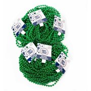Horizon Group USA Green 8 Pc Beaded Necklaces, 6 Sets
