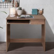 FurnitureR Teen Student Writing Desk with Drawer and Keyboard Tray