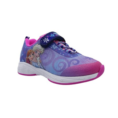 Disney Frozen Toddler Girls Athletic Sneaker