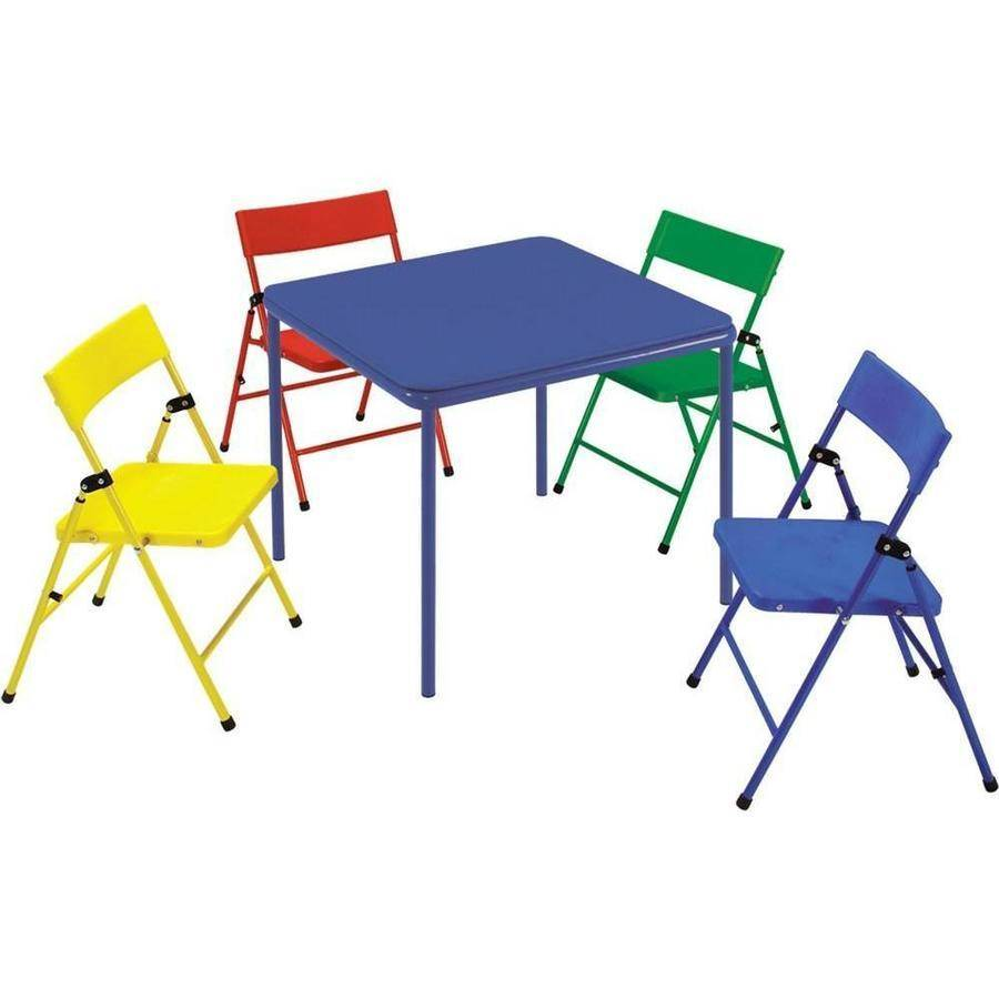 Safety 1st - Children's Folding Table, Multiple Colors
