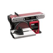 Factory-Reconditioned Skil 3376-02-RT 4.3 Amp 4 in. x 36 in. Belt / 6 in. Disc Sander (Refurbished)