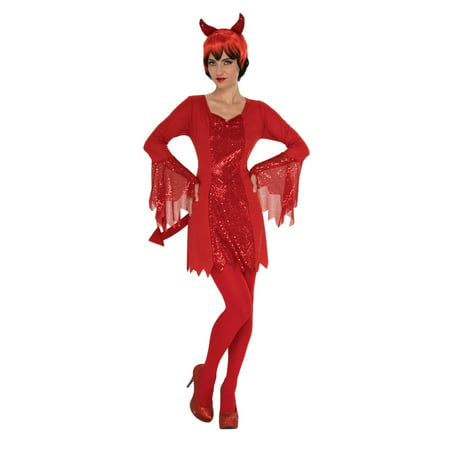 Devil Ladies Costume](Men Devil Costumes)