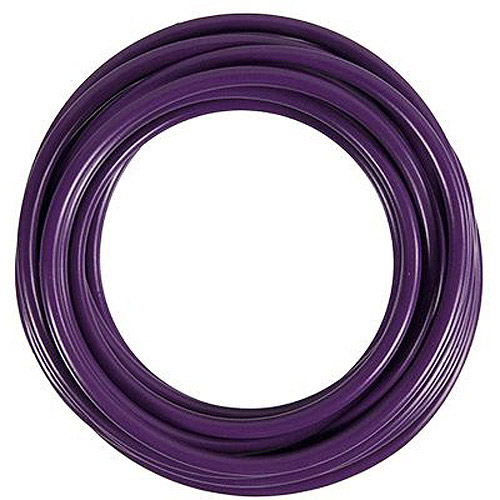 JT&T Products 164F 16 AWG Purple Primary Wire, 20' Cut