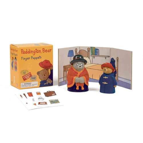 Paddington Bear Finger Puppets