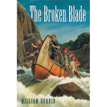 The Broken Blade - eBook (House Of Blades)