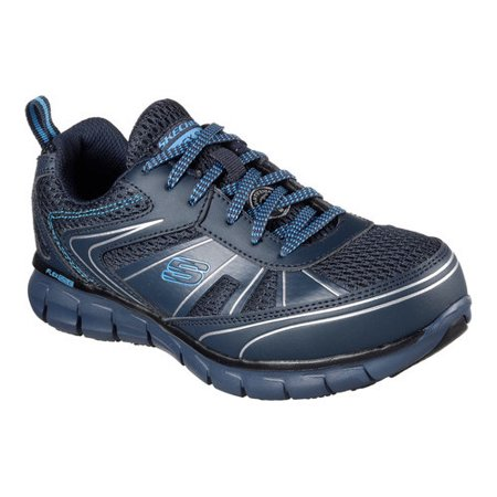 Skechers Work Synergy Algonac Alloy Toe Sneaker (Women's) YWowhBBfp
