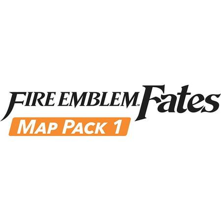 Fire emblem fates: map pack 1 dlc [3ds download code]: amazon. Co.
