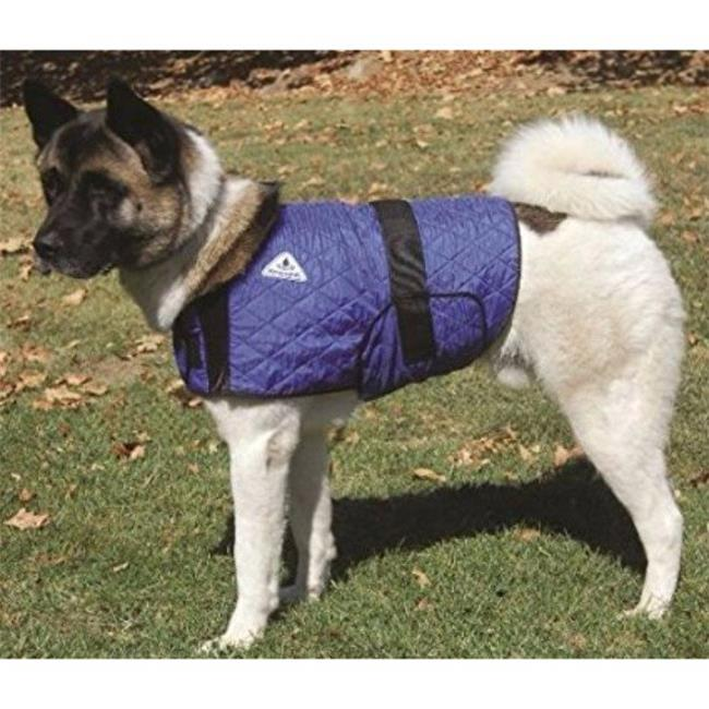 Techniche 8529XXLBlue XXLarge HyperKewl Evaporative Cooling Dog Coat - Blue