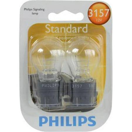 Philips Automotive 3157B2 Miniature Back Up Light Bulb - Pack of 2 - image 1 de 1