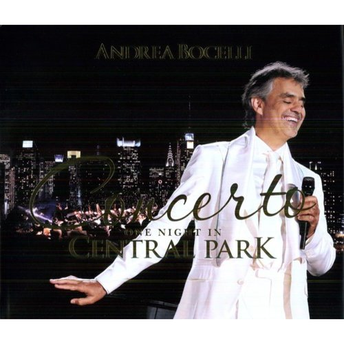 Concerto: One Night In Central Park (Live) (2 CDs and 2 DVDs) (Super Deluxe Edition)