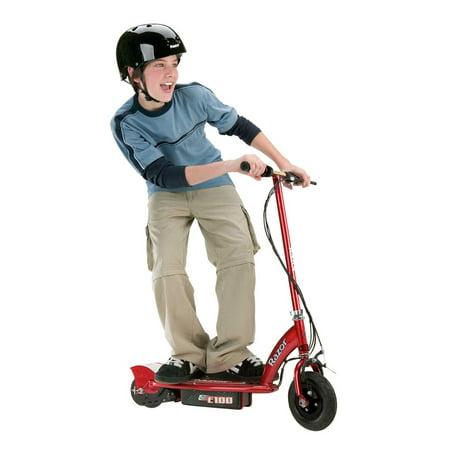 Razor Electric Scooter >> Razor E100 Electric Scooter