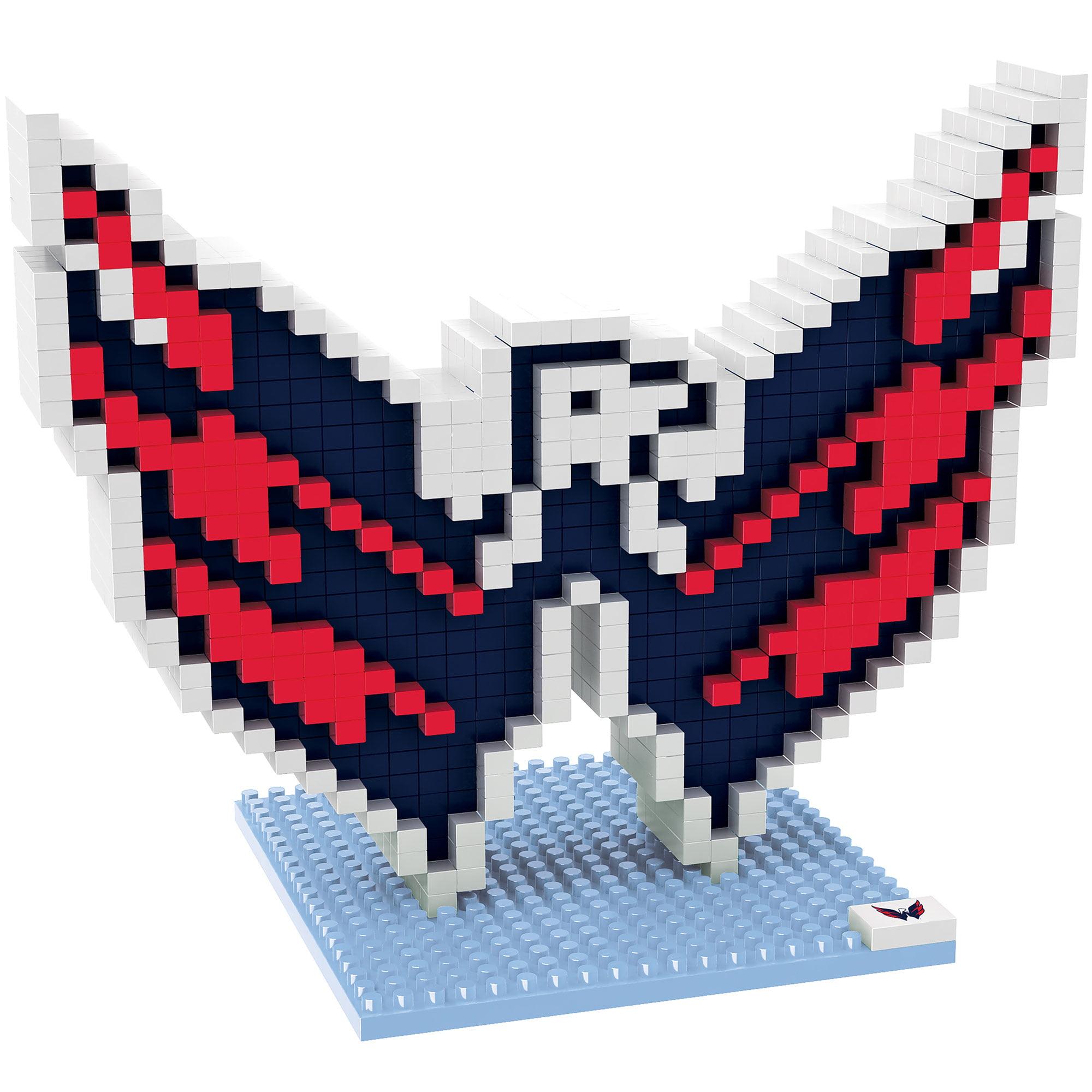 Washington Capitals 3D Logo BRXLZ Puzzle - No Size
