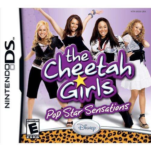 Cheetah Girls: Pop Star Sensation, Game Only (DS)