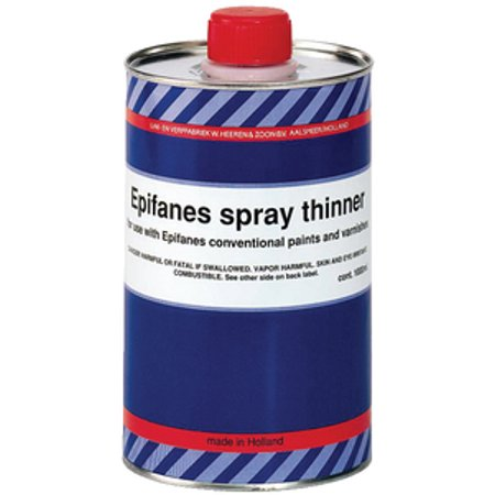 Epifanes Thinner For Paint/Varnish Spray TPVS1000
