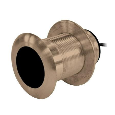 Garmin B619 12° Bronze Thru Hull Transducer - 8-Pin