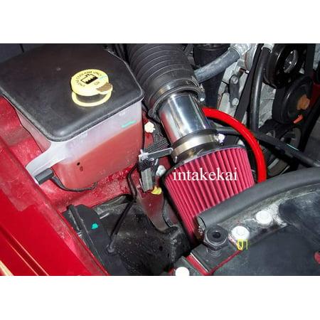 2005 2006 2007 jeep commander grand cherokee 3 7 3 7l v6 4 7 4 7l v8 engine air intake kit. Black Bedroom Furniture Sets. Home Design Ideas