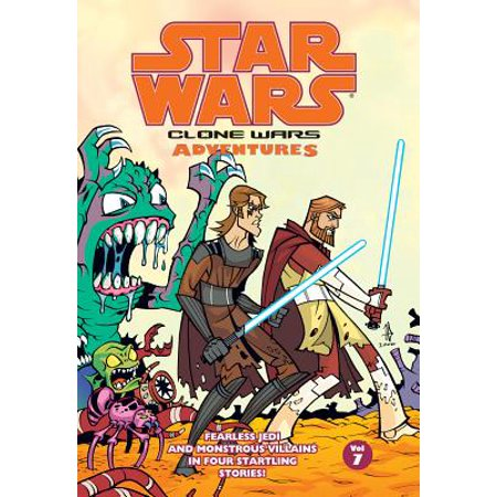 Star Wars: Clone Wars Adventures Vol. 7