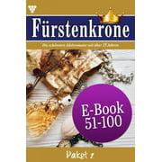 Fürstenkrone Paket 2 – Adelsroman - eBook