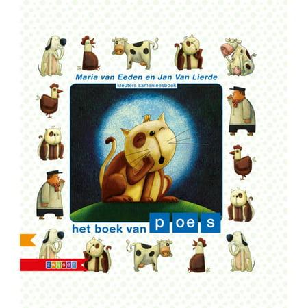 Het boek van poes - eBook Het Boek Van