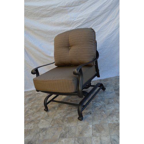 Darby Home Co Kristy Patio Chair with Cushion