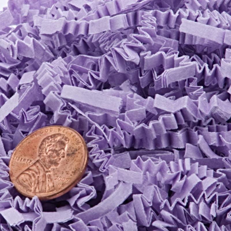 10# Lavender Crinkle Cut by Paper Mart
