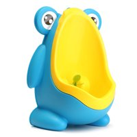 Cute Frog Owl Boy Urinals Boy Kids Baby Toilet Training Children Potty Pee Urine Home Bathroom Portable Plastic Male Urinals